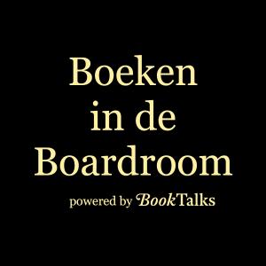 Boeken in de Boardroom logo
